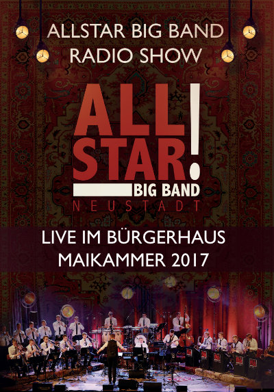 DVD-Cover Allstar Big Band Radio Show